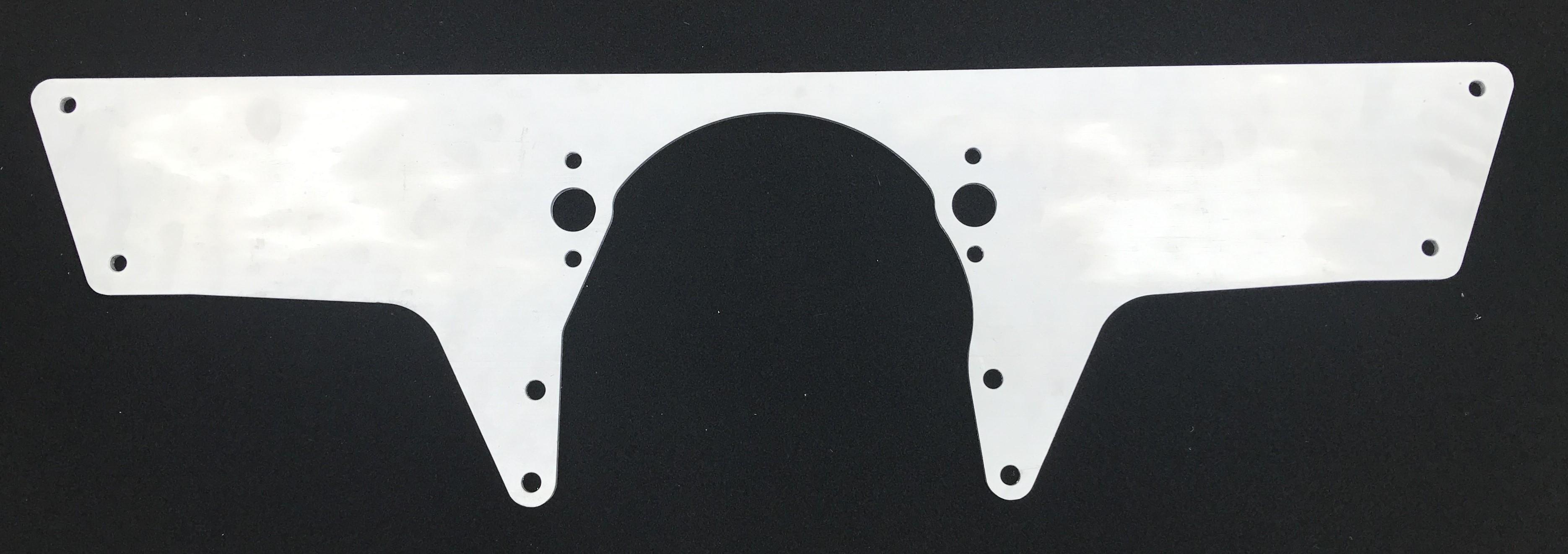 Front Motor Plate (Big Block) - 62-67 Nova