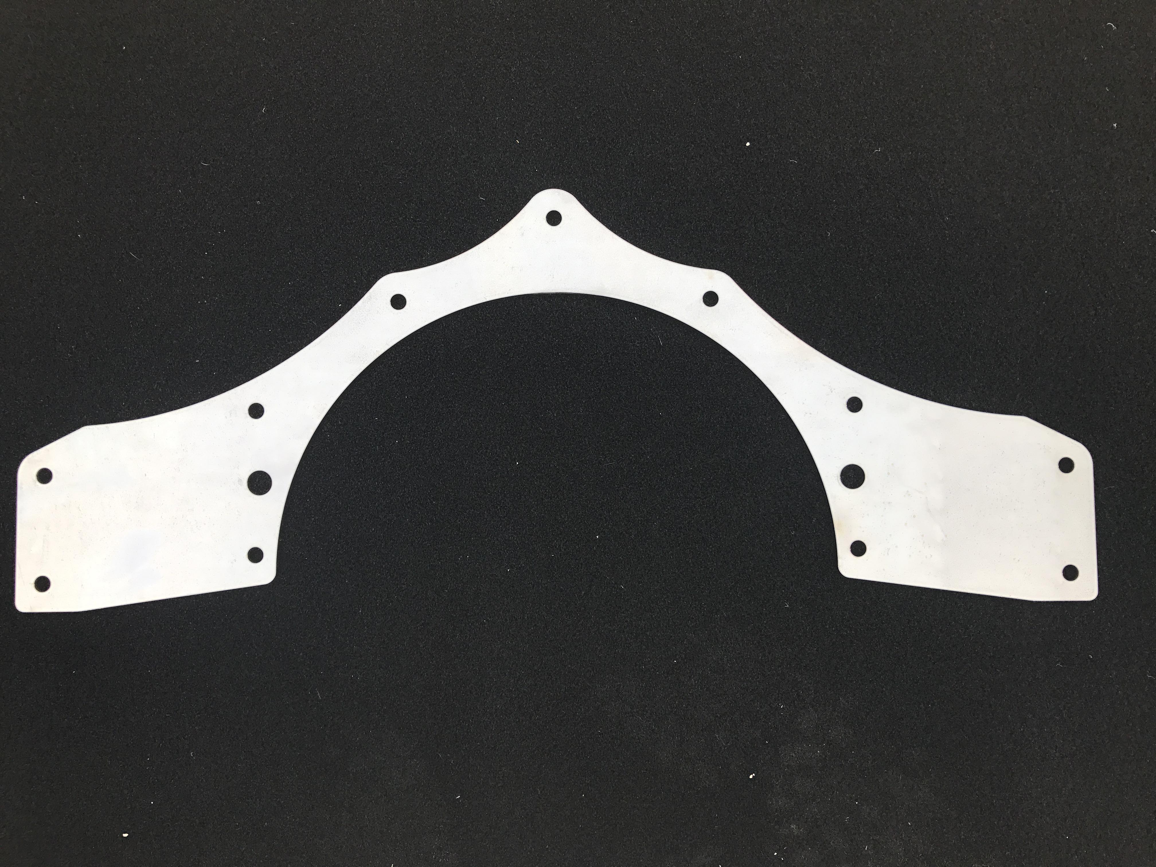 Mid Motor Plate (Steel)