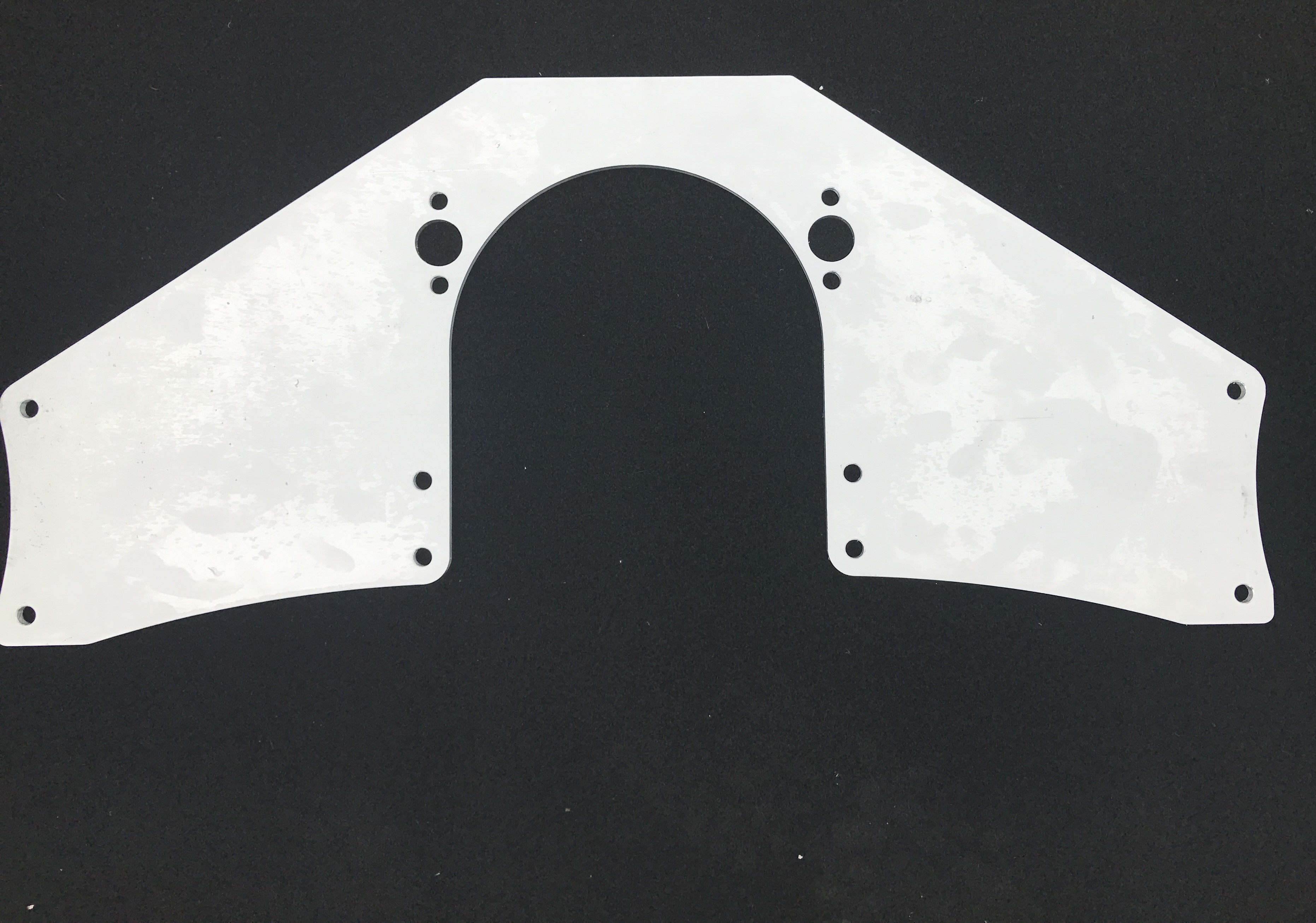 Front Motor Plate (Small Block)