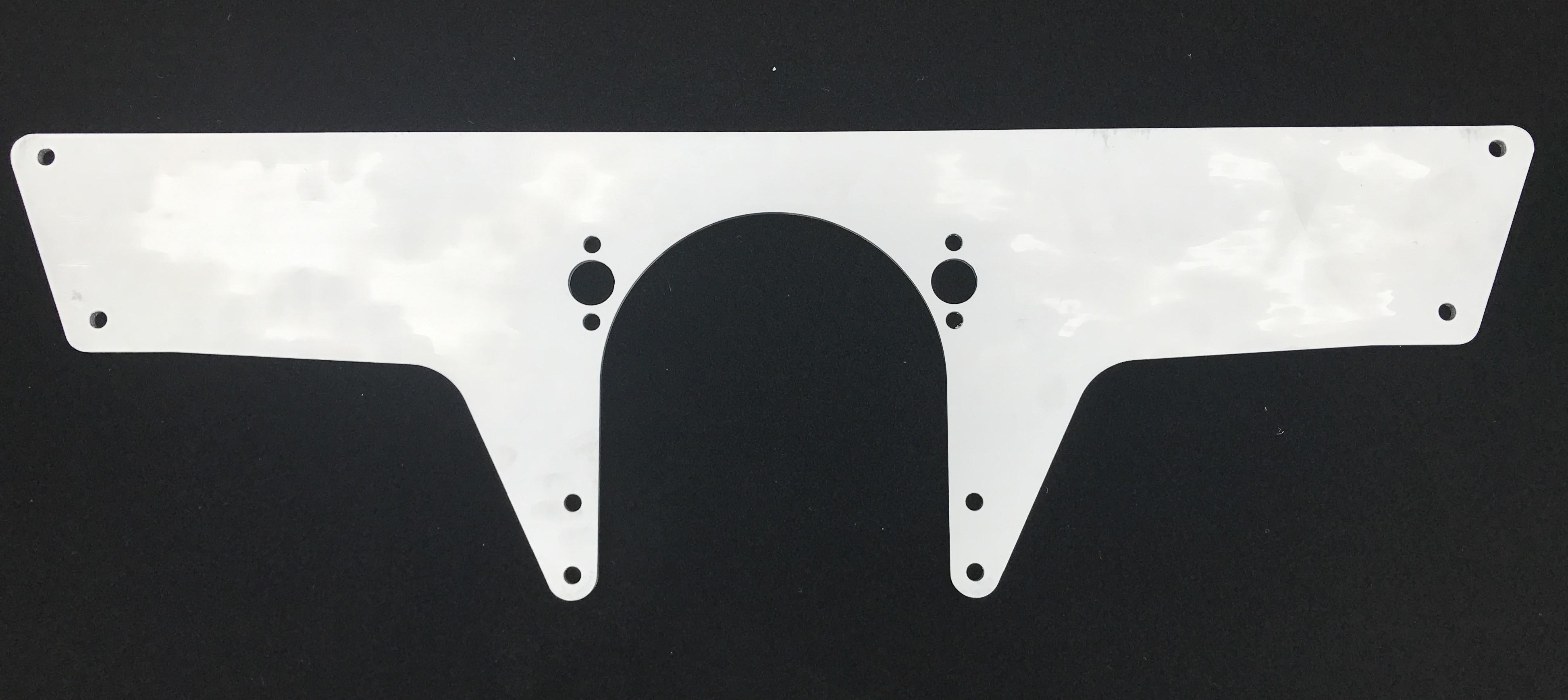 Front Motor Plate (Small Block) - 62-67 Nova