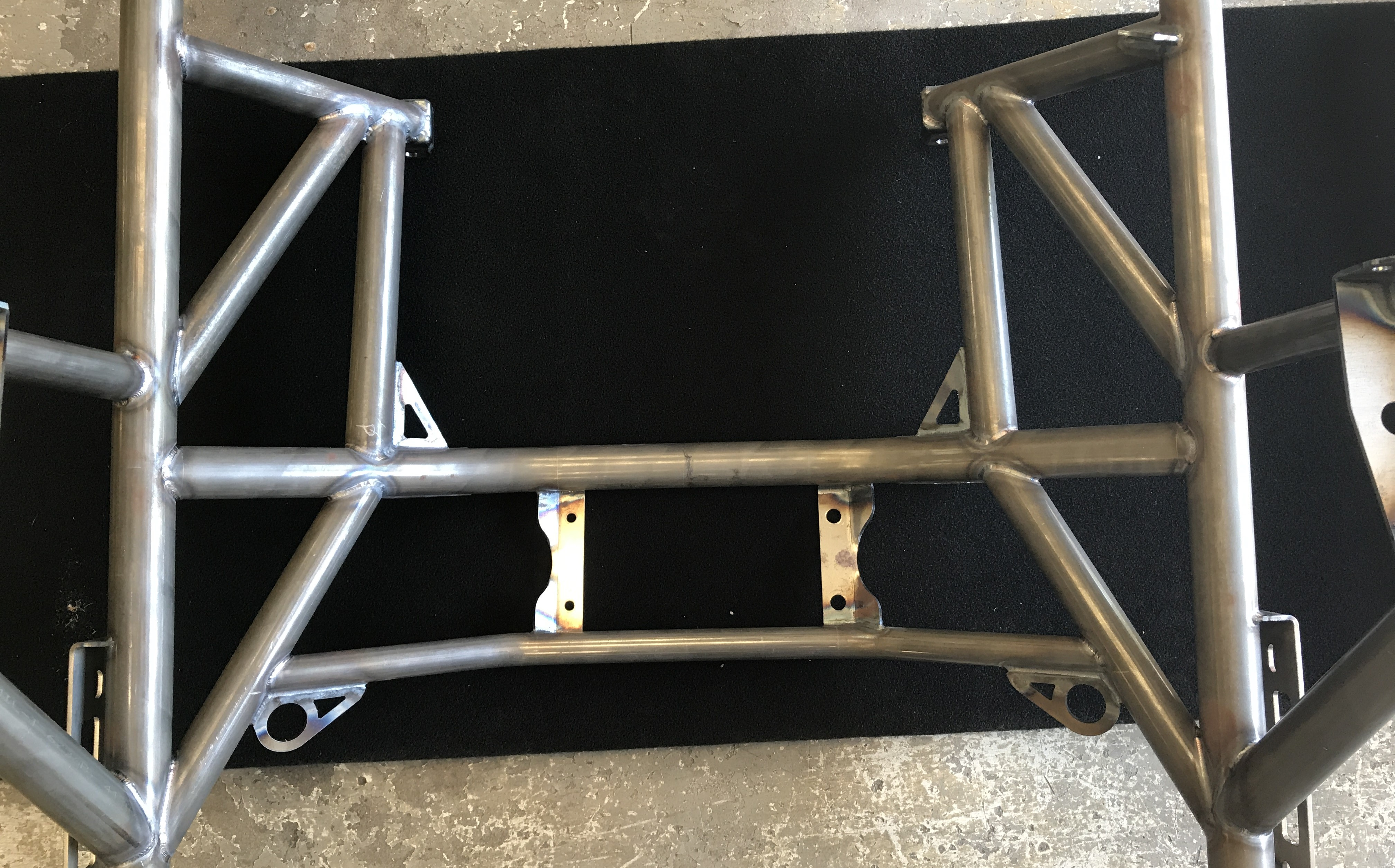 62-67 Chevy II Nova Frame