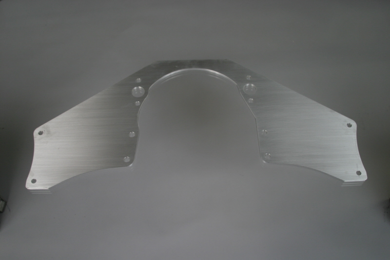 Front Motor Plate (Big Block)