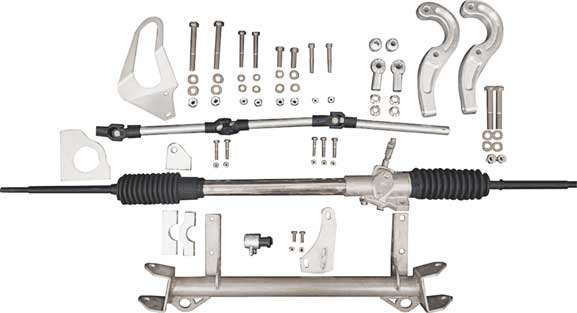 Bolt On Rack & Pinion Kit