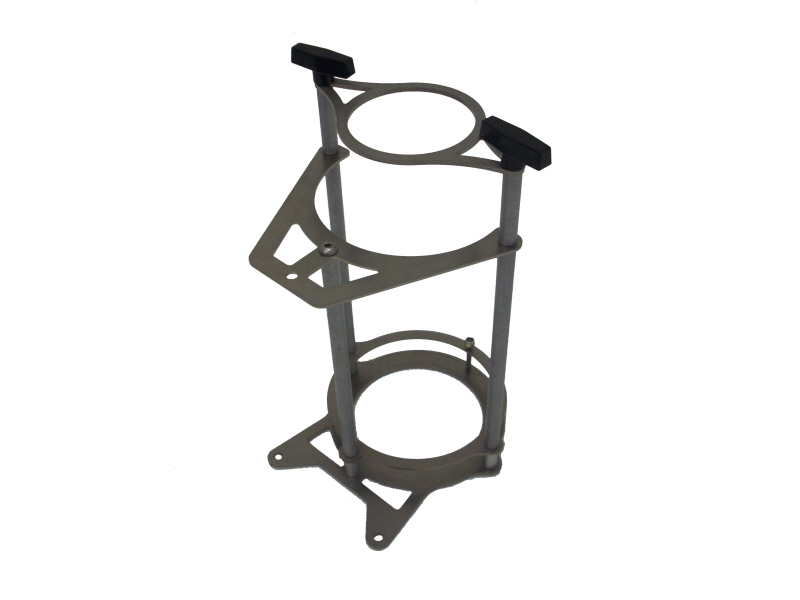 Single Bottle Bracket Stand-Up Style